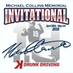 Michael Collins Memorial Baseball Invite 2016 full chest