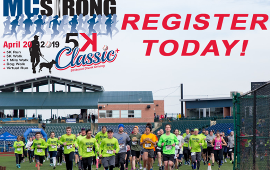 2019 MCstrong 5K Classic