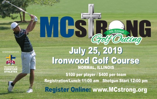 2019 MCstrong Golf Outing