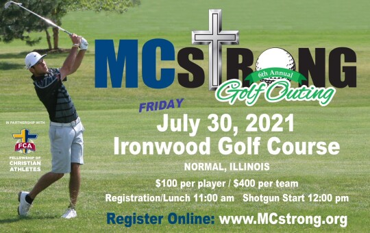 2021 MCstrong Golf Outing